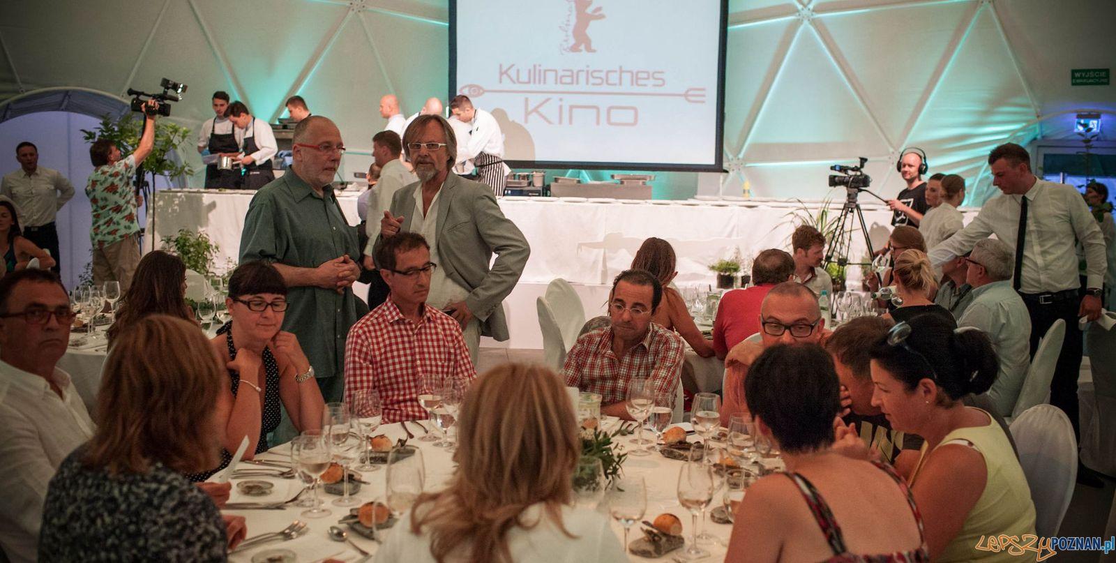 Kino kulinarne - kolacja  Foto: materiały prasowe