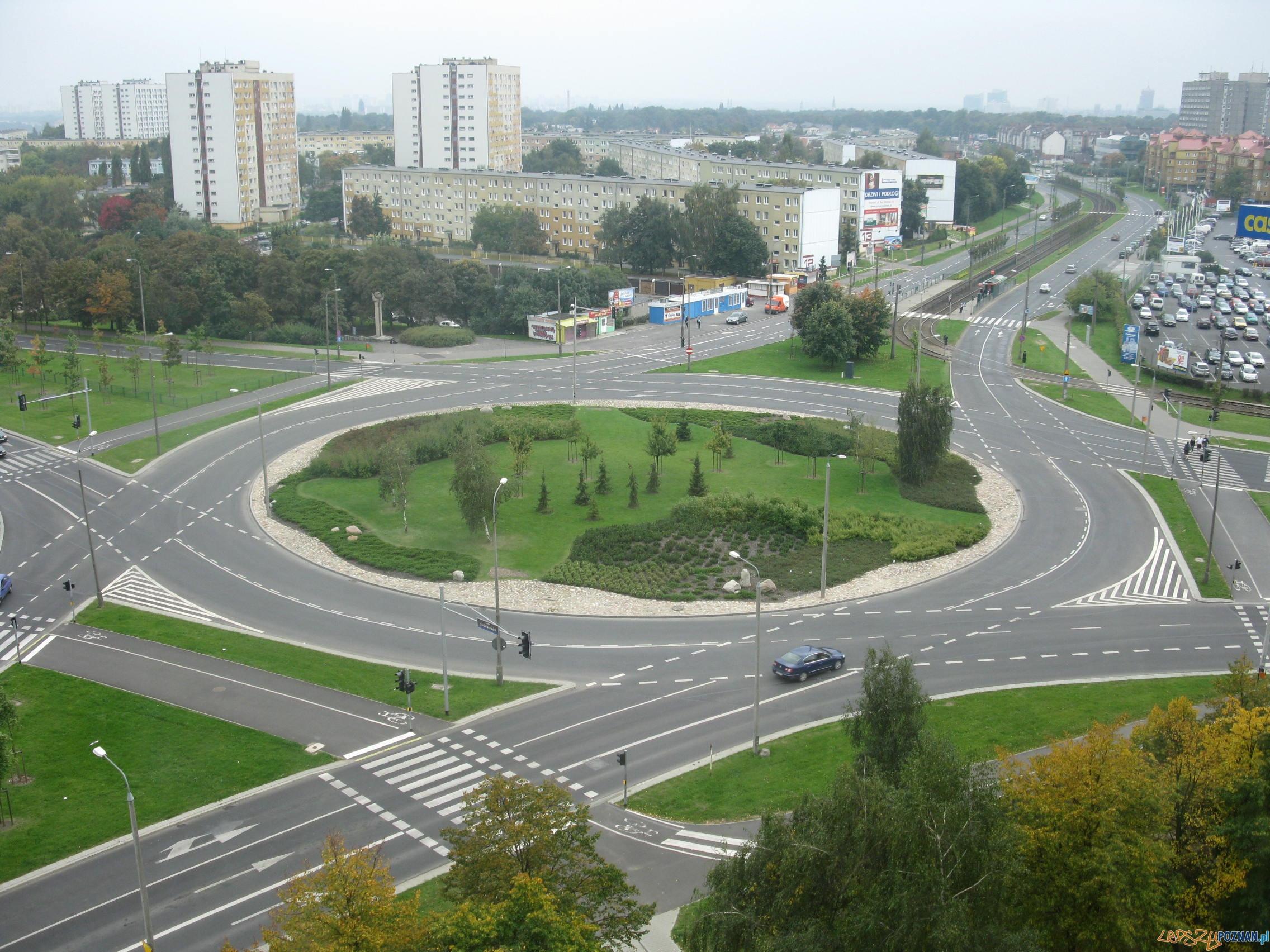 Rondo Solidarności  Foto: Rzuwig/cc/wikipedia