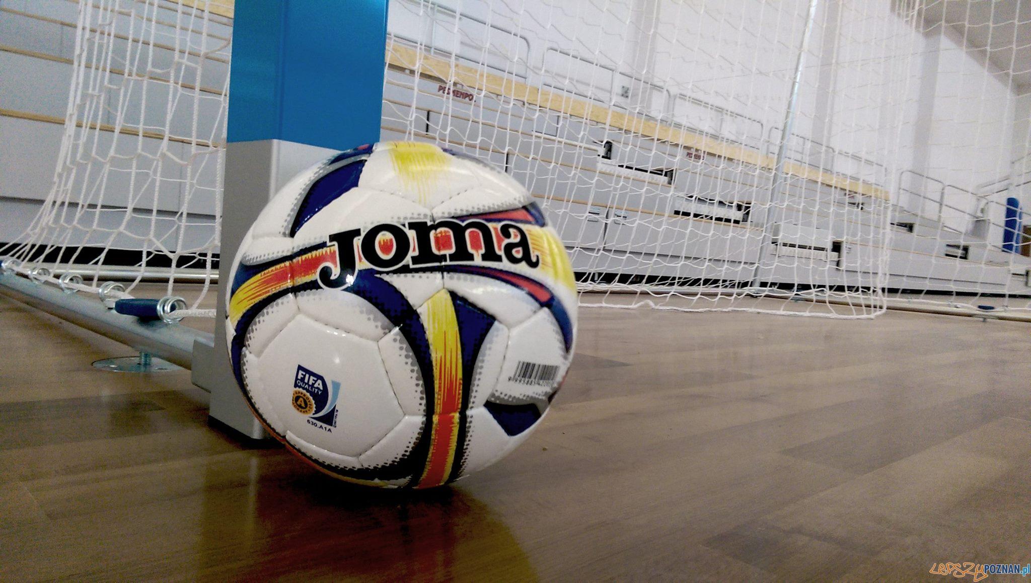 Oficjalna piłka Mistrzostw w Poznaniu  Foto: materiały prasowe