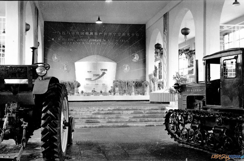 Chinczycy na MTP 1955-56  Foto: Archiwum MTP