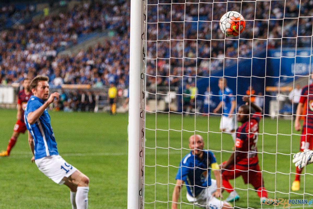 LE: Lech Poznań - Videoton FC 3:0 (1:0) - 20.08.2015 r.  Foto: LepszyPOZNAN.pl / Paweł Rychter