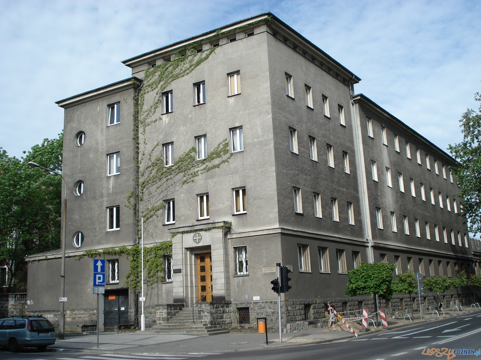 Poznań  klasztor_domininikanów  Foto: Jerzy/wikipedia/cc