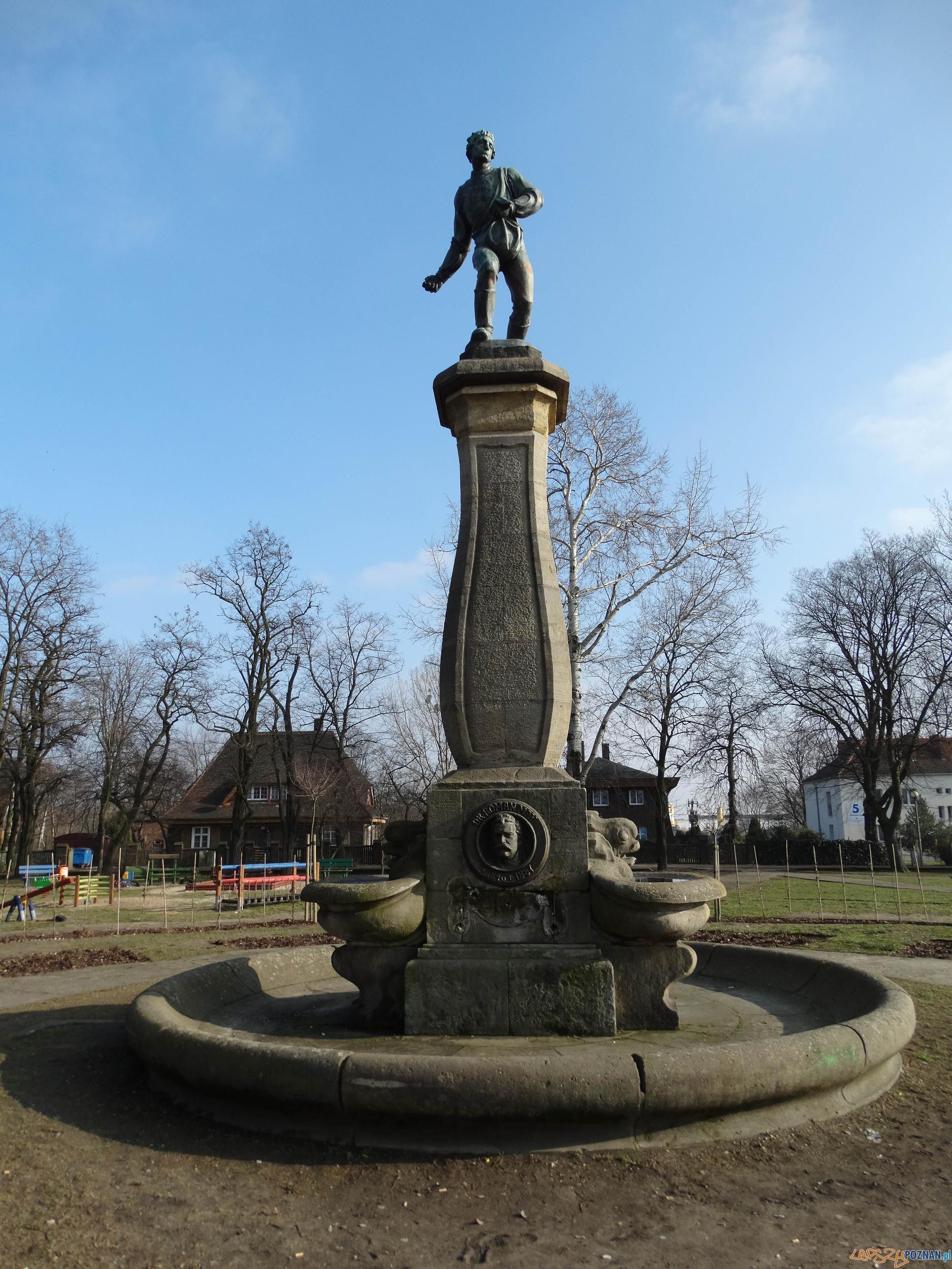 Pomnik Siewcy  Foto: Jakub Pindych