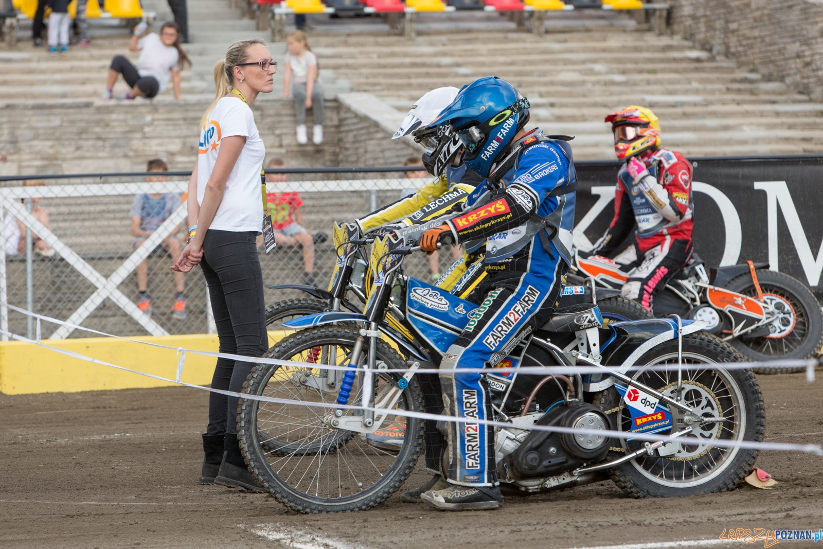 III turniej Lotto Poznań Speedway Cup  Foto: lepszyPOZNAN.pl / Piotr Rychter