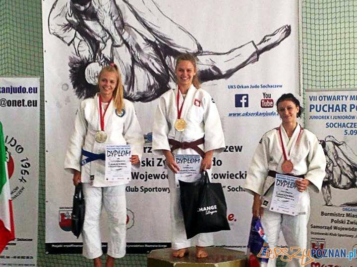 Judocy  Foto: Klub Sportowy Akademia Judo w Poznaniu