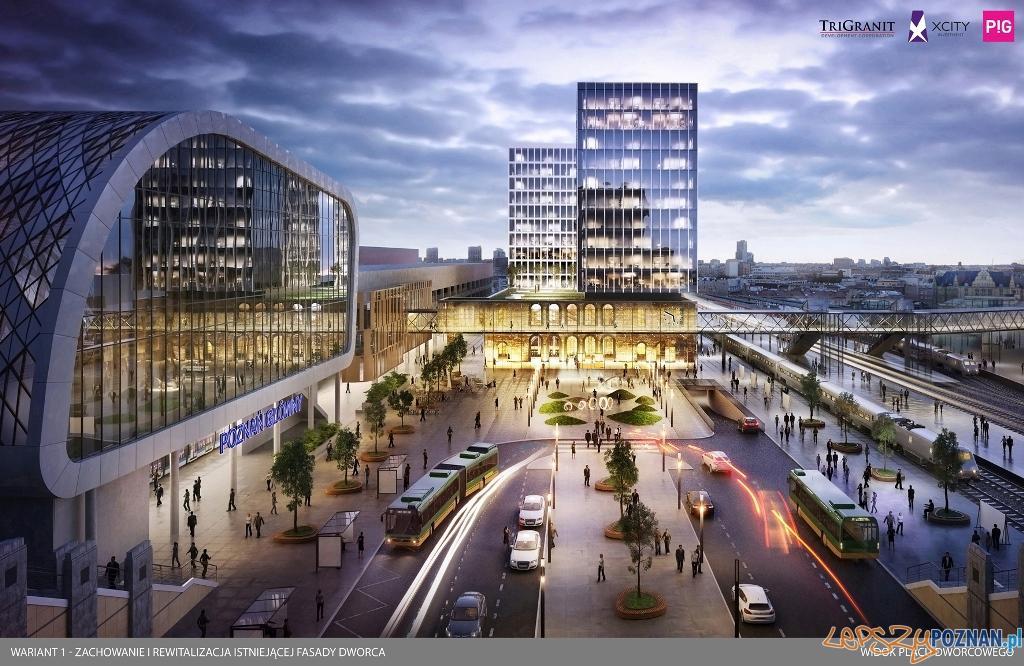 Stary Dworzec na nowo!  Foto: TriGranit