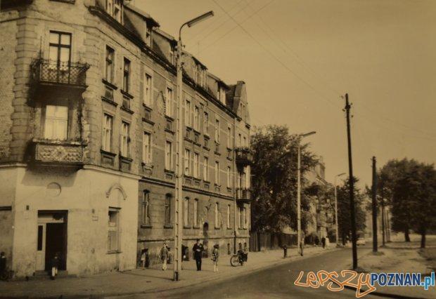 Dolna Wilda - rok 1968  Foto: Z archiwum Miejskiego Konserwatora Zabytków, autor: Czesław Czub