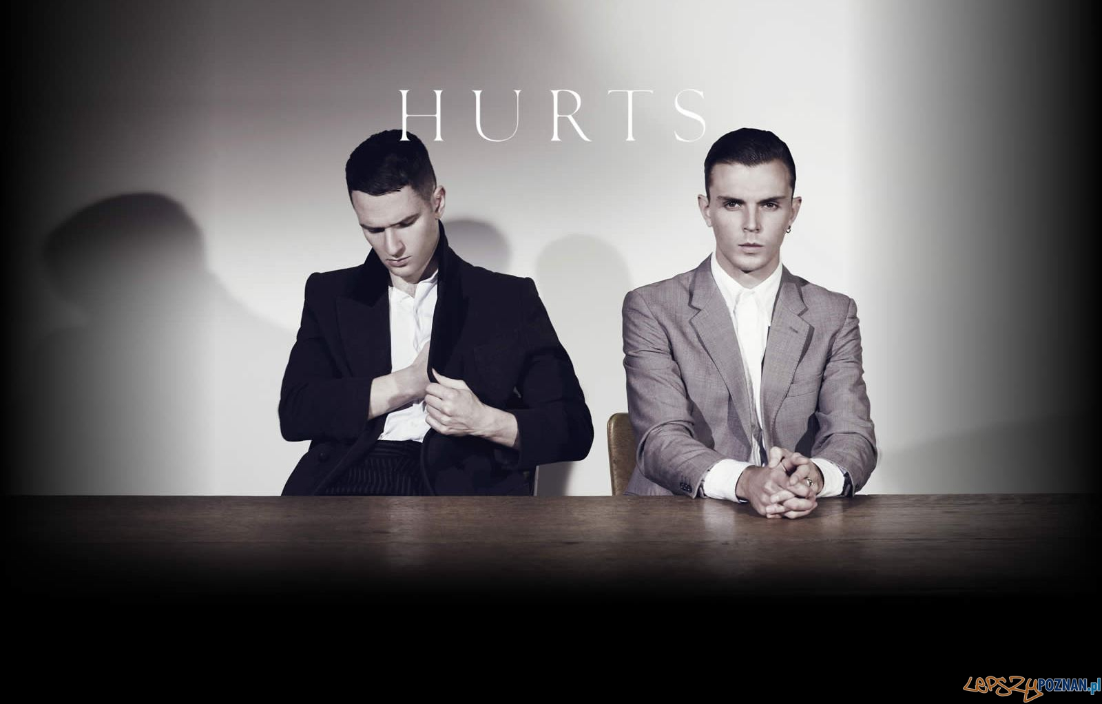 Hurts  Foto: mat. prasowe