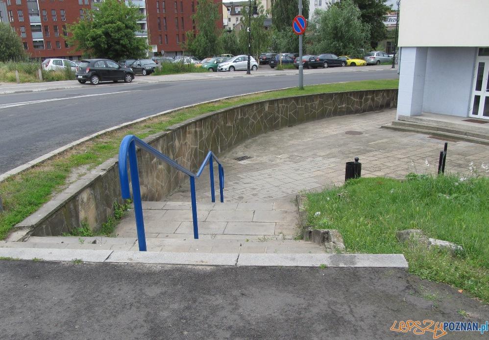 Nowe schody i ułatwienia dla niepełnosprawnych  Foto: ZDM