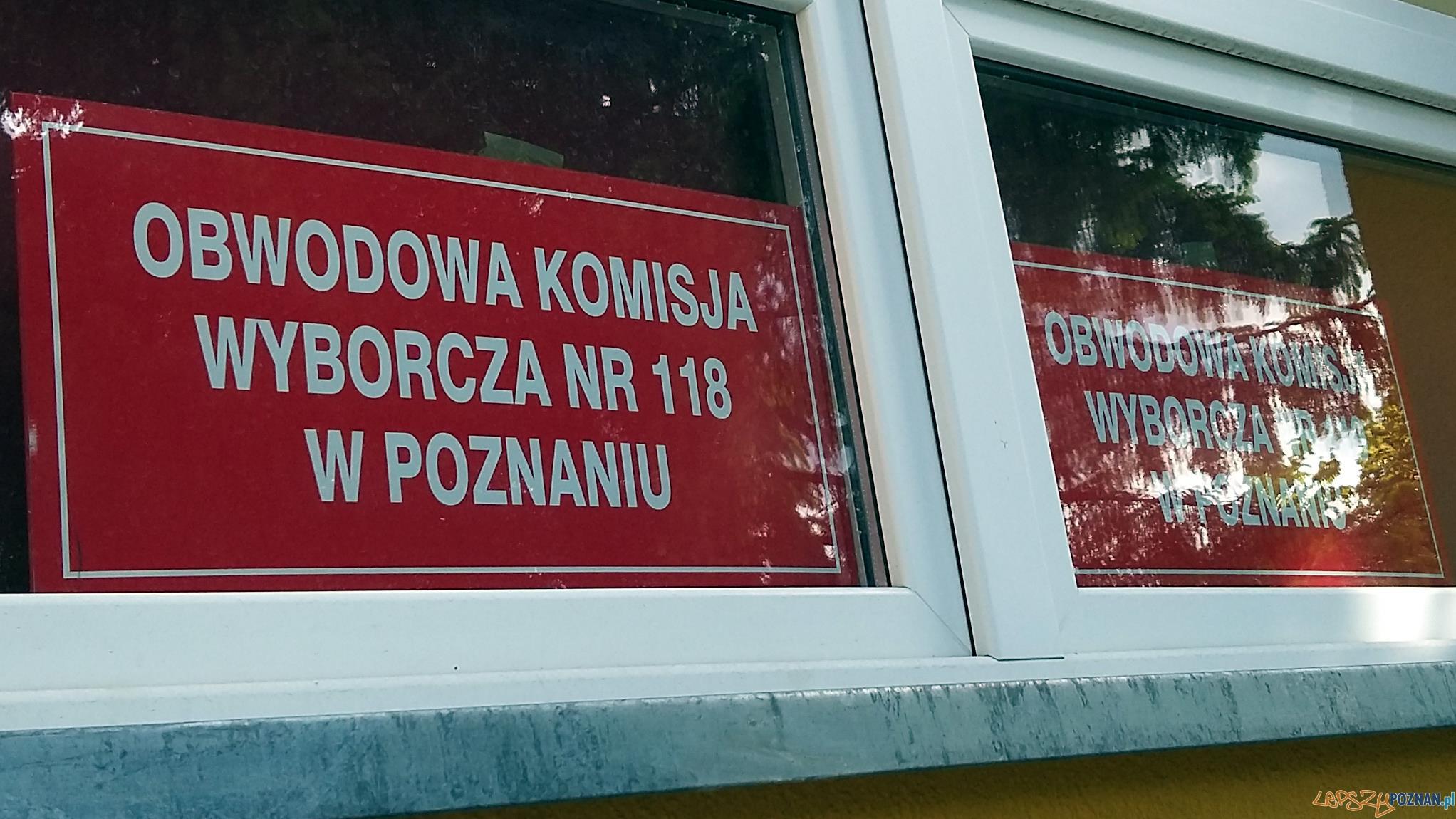 wybory  Foto: lepszyPOZNAN.pl