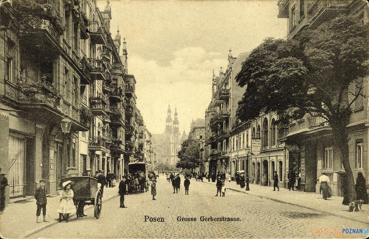 Garbary początek XX wieku  Foto: