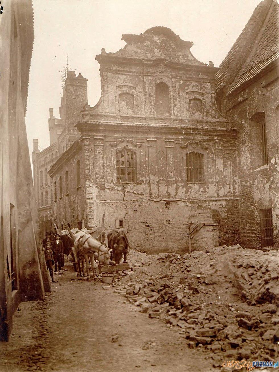 Klasztor Katarzynek Masztalarska1898 (3)  Foto: