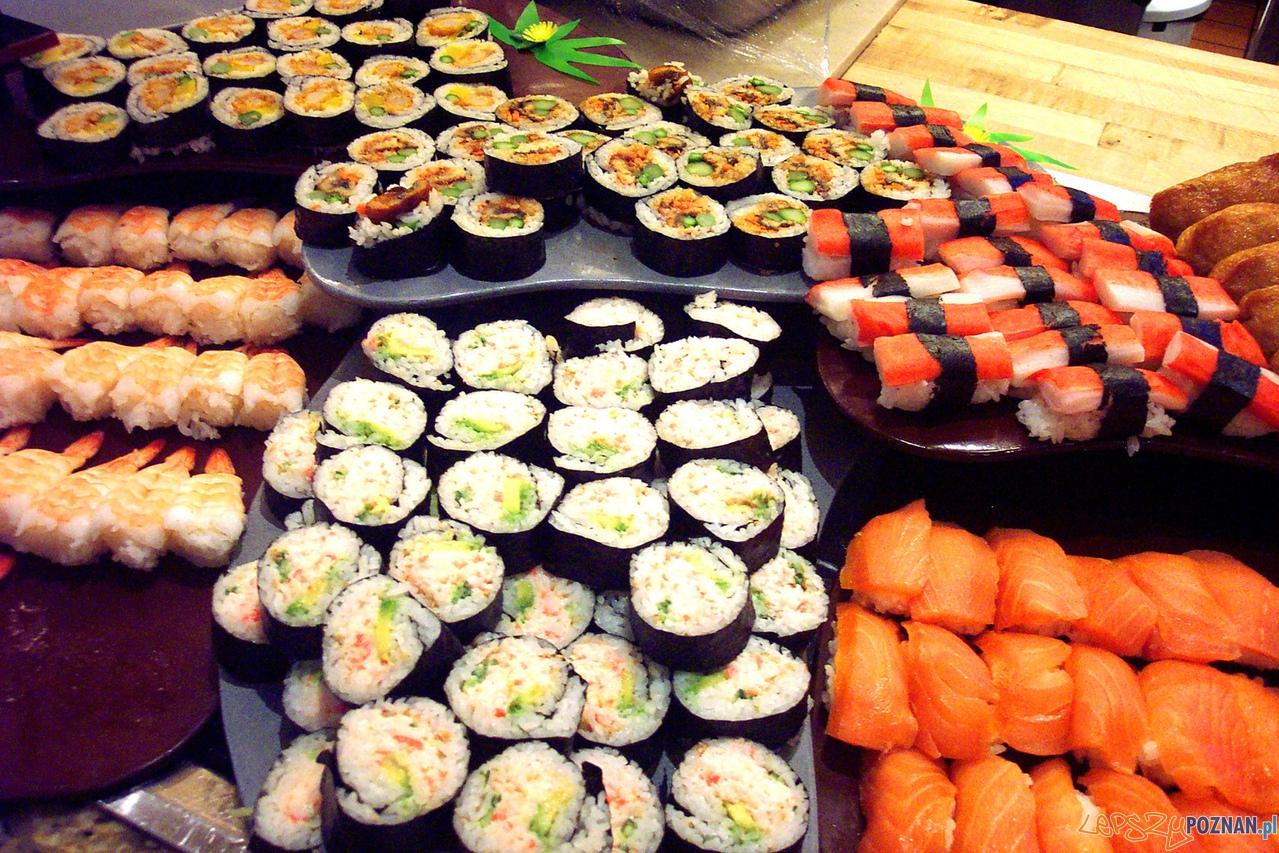 sushi  Foto: sxc / Donald Cook