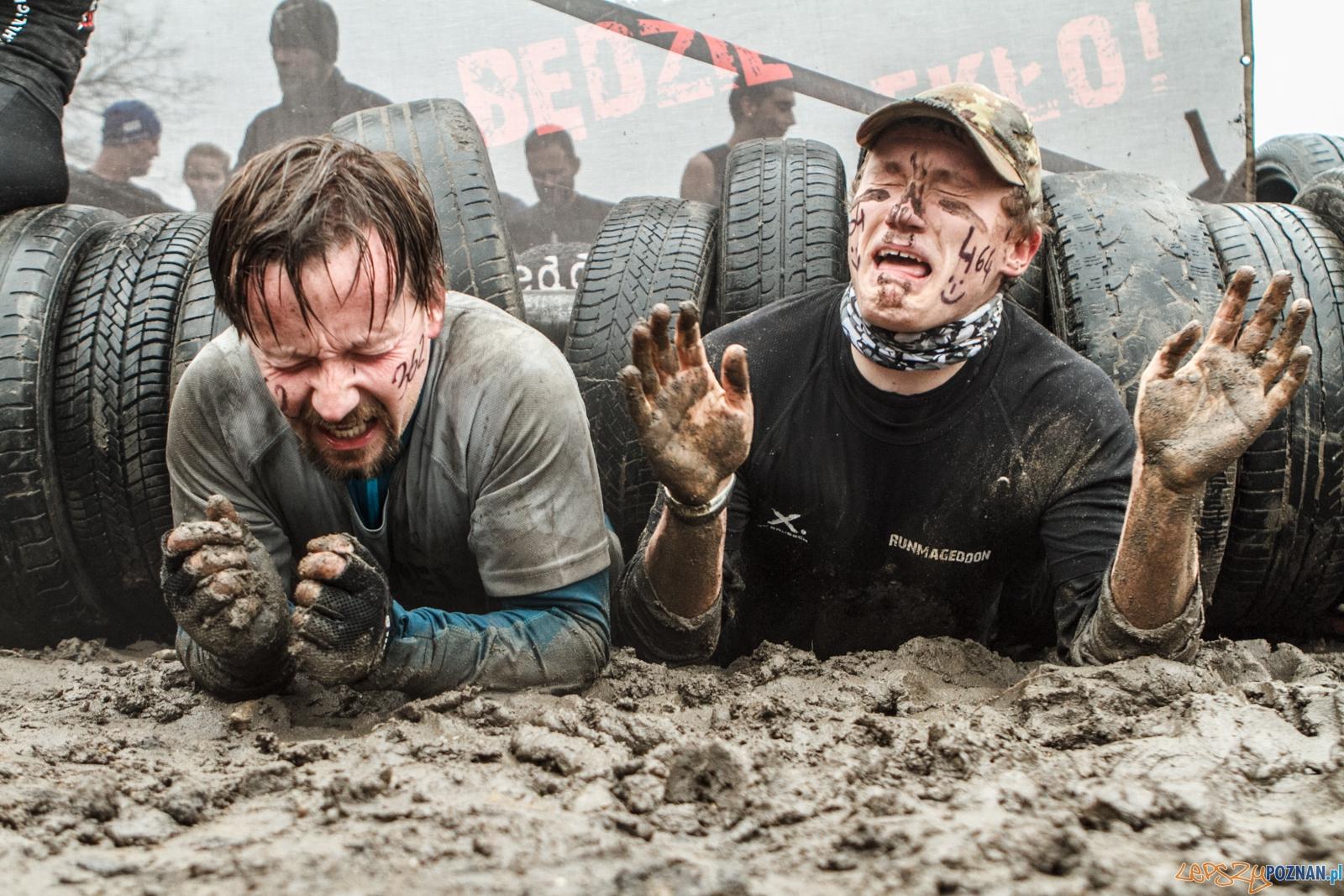 Runmageddon Rekrut Poznań - 7.11.2015 r.  Foto: LepszyPOZNAN.pl / Paweł Rychter