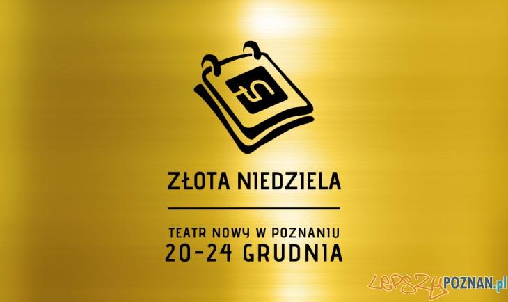 Złota niedziela w Teatrze Nowym  Foto: Teatr Nowy