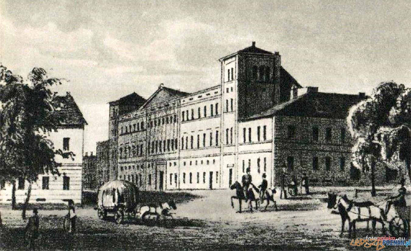 Bazar - 1842-48  Foto: Trakt Cesarsko - Królewski