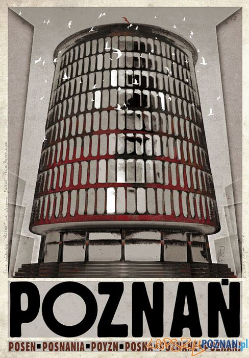 Okrąglak - grafika Ryszarda Kaji  Foto: