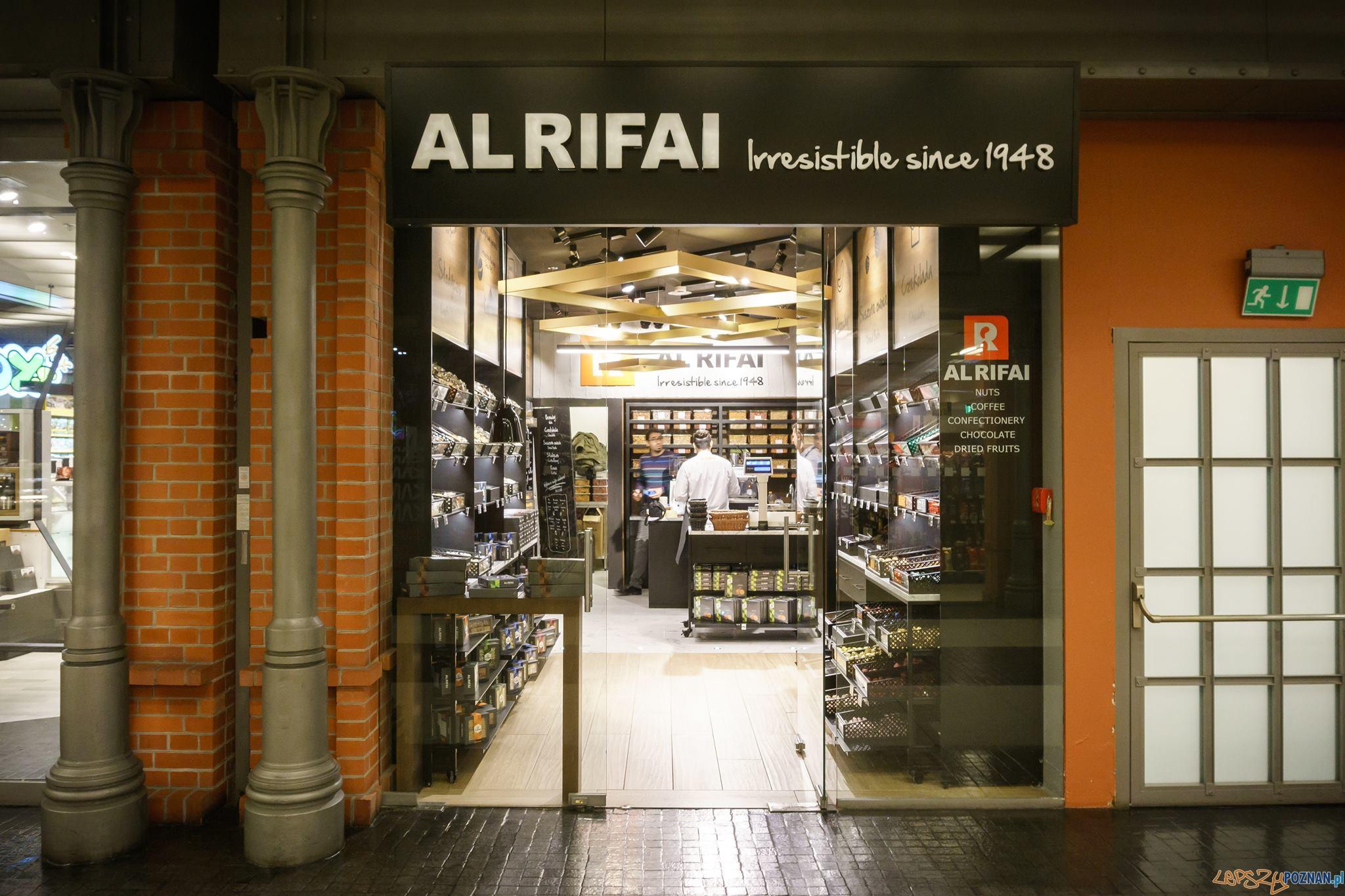Al Rifai otwiera w Poznaniu pierwszy sklep  Foto: Al Rifai