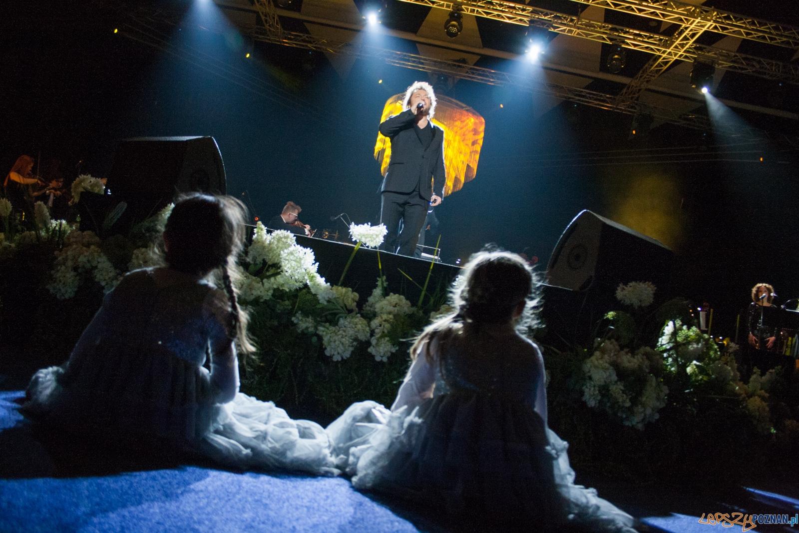 Mieczysław Szcześniak - Koncert noworoczny (10.01.2016) Sala Ziemi  Foto: © lepszyPOZNAN.pl / Karolina Kiraga