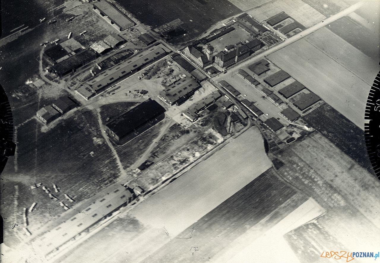 Ławica ok. 1919 roku  Foto: Biblioteka Uniwersytecka