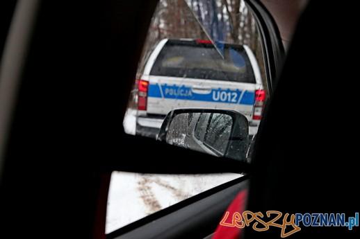 Policja testowała nowe auta  Foto: