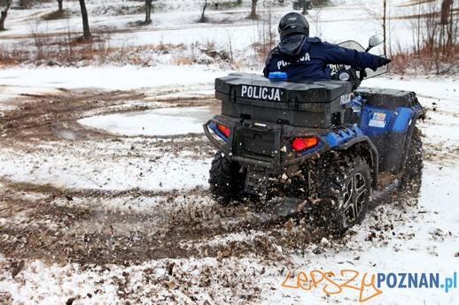 Nowe policyjne quady (2)  Foto: