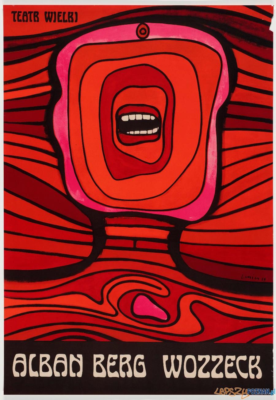 Jan Lenica - międzynarodowa ikona plakatu 1962  Foto: Digital Image © MoMA, N.Y.