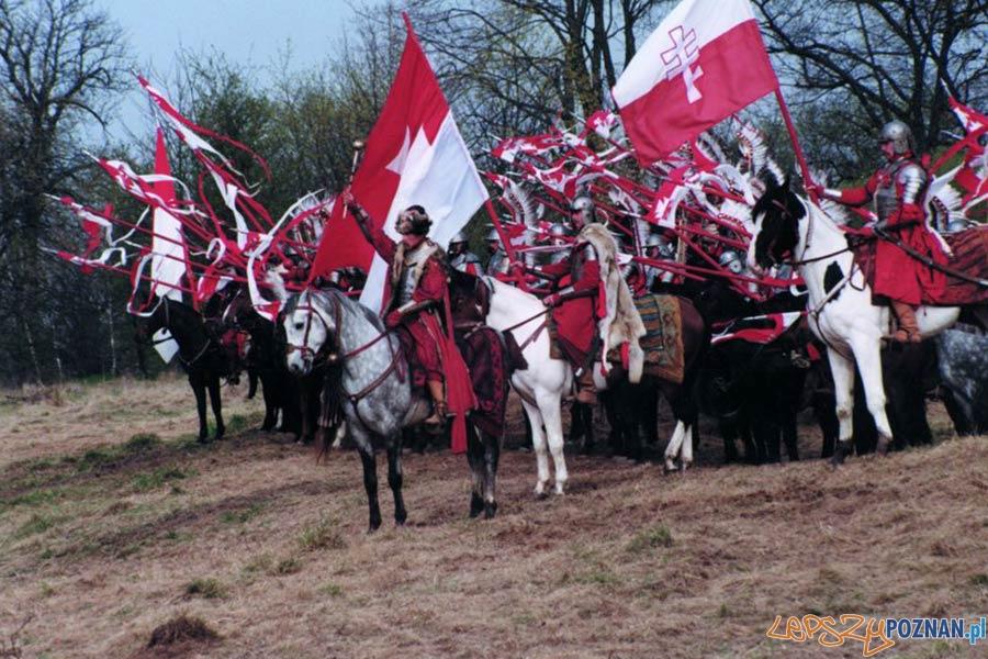 Ogniem i mieczem  - zdjęcia w Biedrusku  Foto: materiały dystrybutora