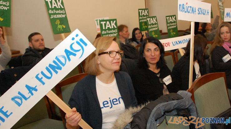Spór o Łejery  Foto: UMP
