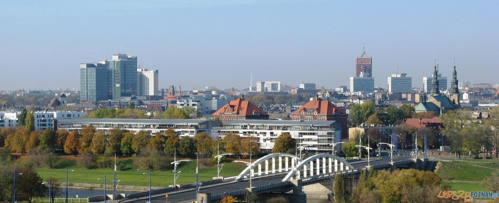 Poznan Centrum  Foto: