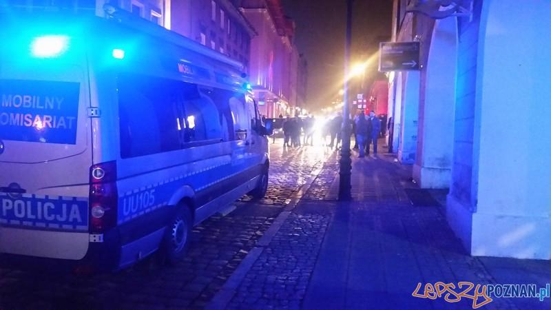 Akcja Zero Tolerancji na Starym  Foto: KWP w Poznaniu