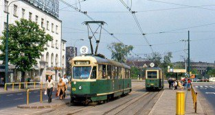 Bałtyk lata 90-te  Foto: E. van Weerderburg / MPK Poznań