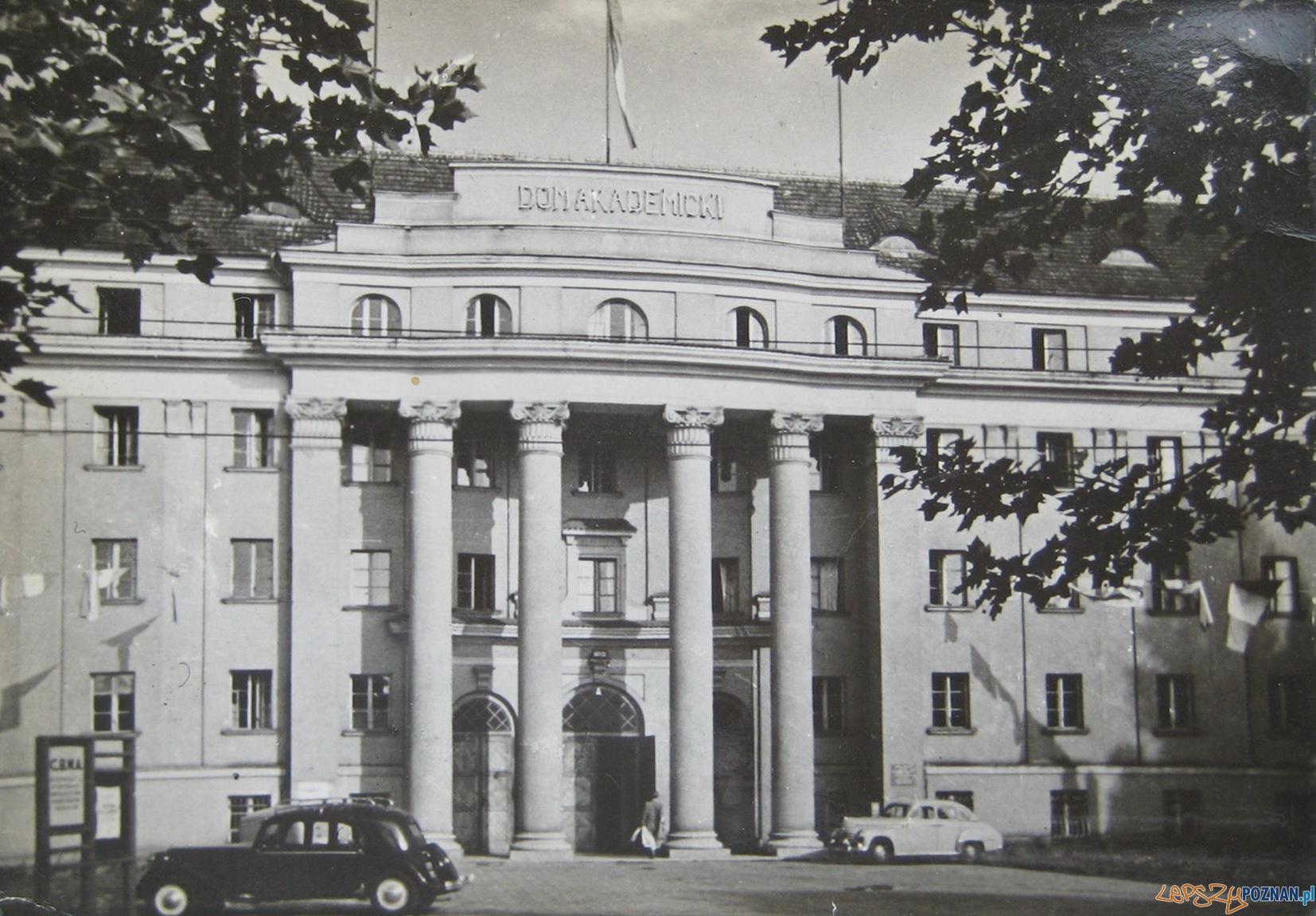Dom Studencki Hanka 1956  Foto: Stanisław Laskowski, Wydawnictwo PTTK Wrocław