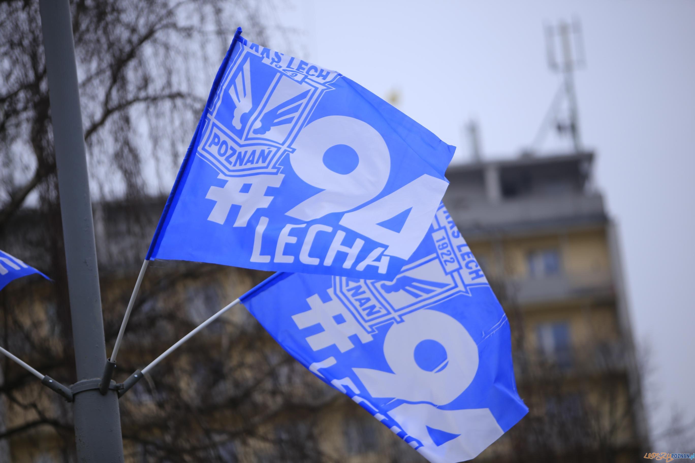 Urodziny Kolejorza  Foto: lepszyPOZNAN.pl / Piotr Rychter