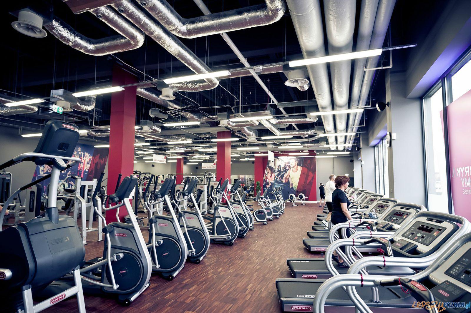 Fabryka Formy - nowa siłownia  Foto: materiały prasowe idPR