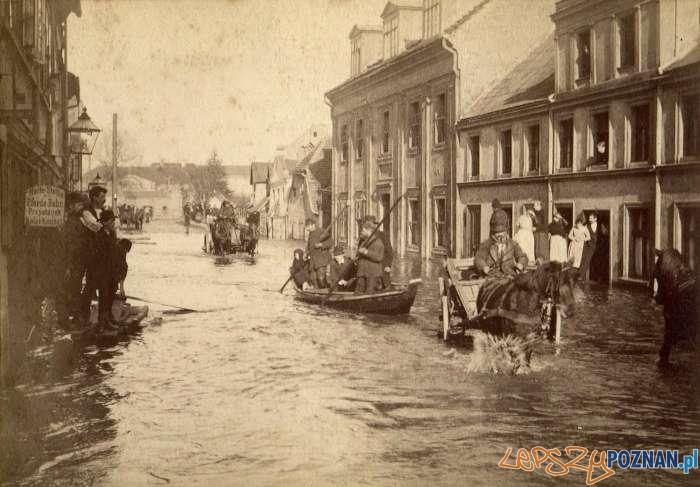 Powódź 1888  Foto: MKZ