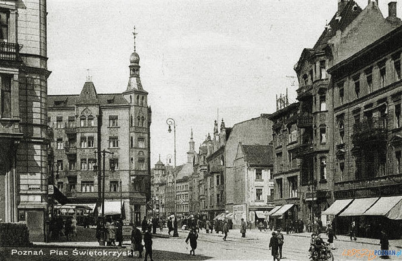 Plac Wiosny Ludów-  Swietokrzyski  Foto: fp