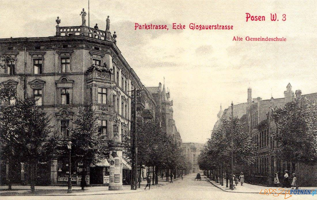 Ul. Strusia, koniec XIX wieku  Foto: Biblioteka Uniwersytecka