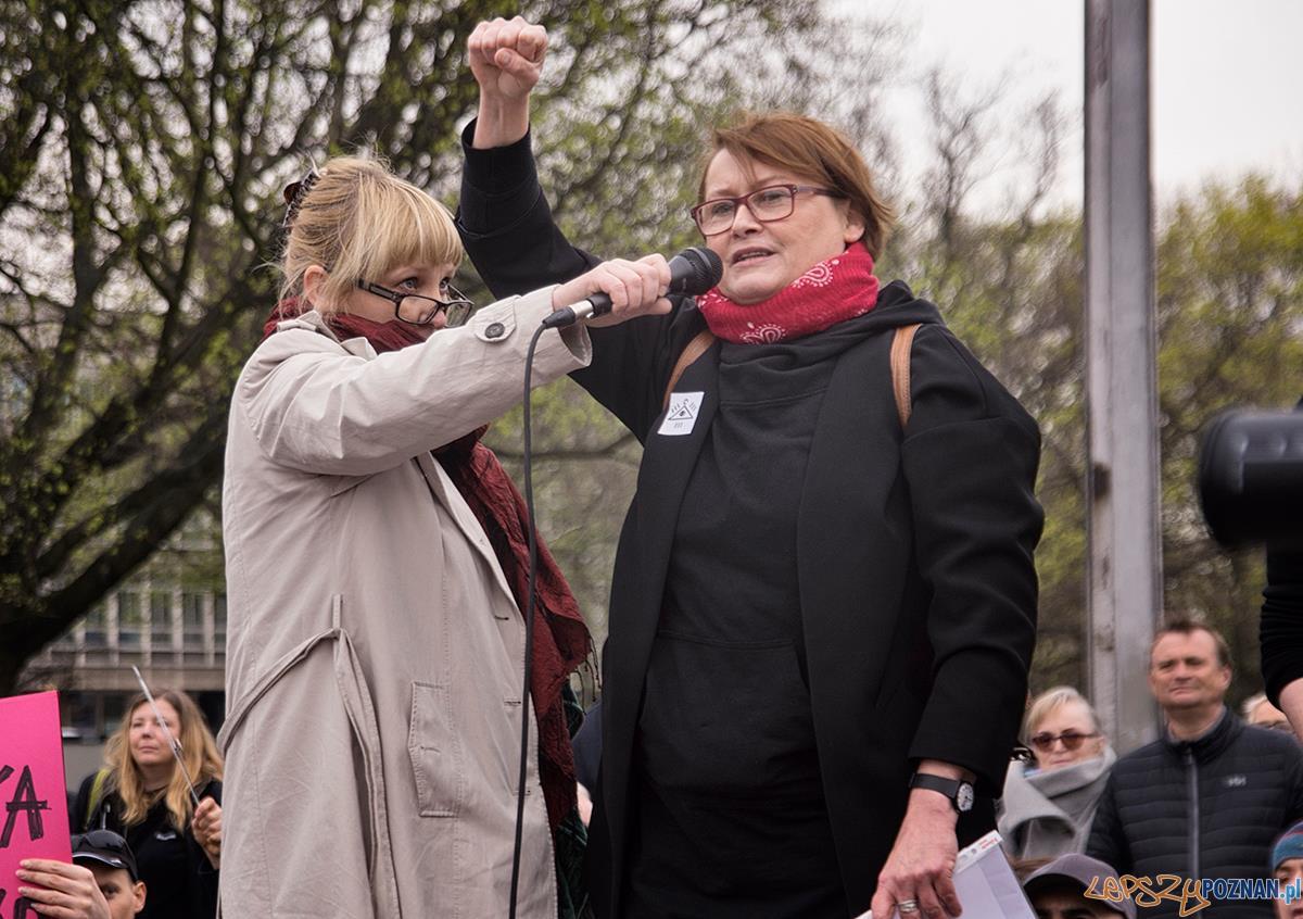 Tak dla wyboru kobiety (5)  Foto: Anna Kamińska