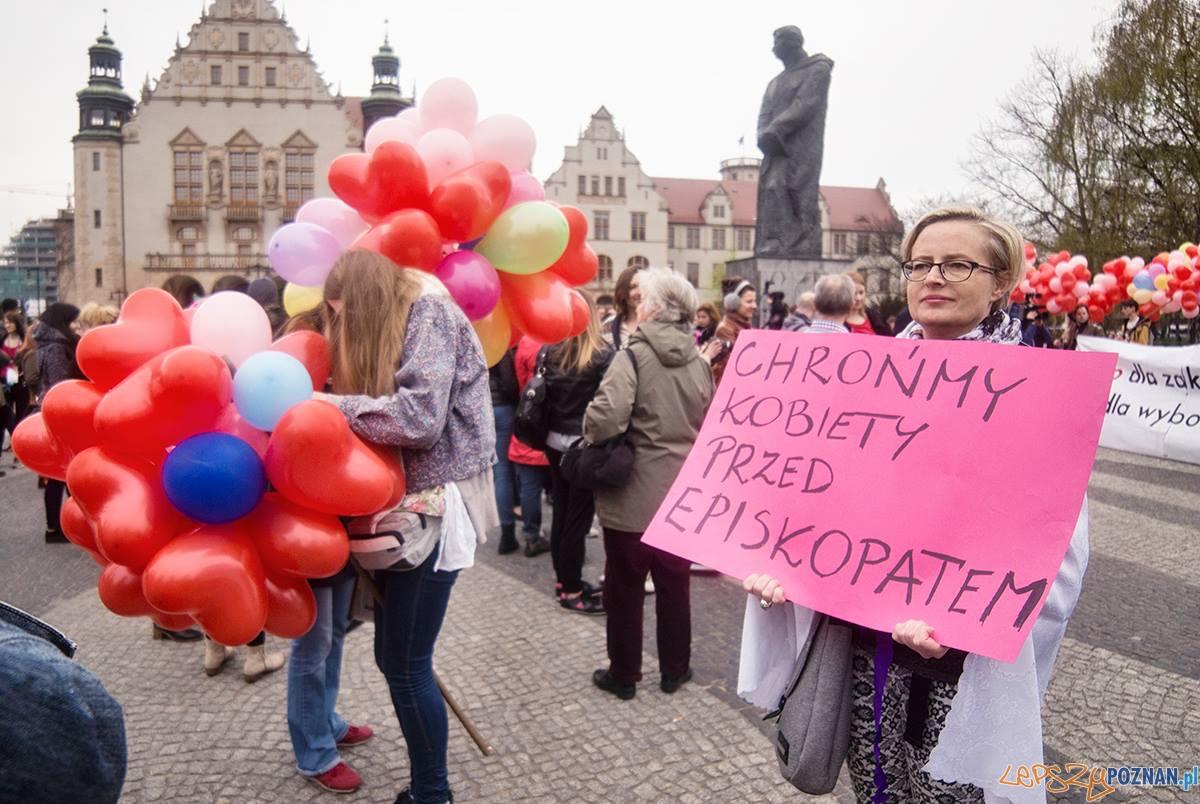 Tak dla wyboru kobiety (6)  Foto: Anna Kamińska