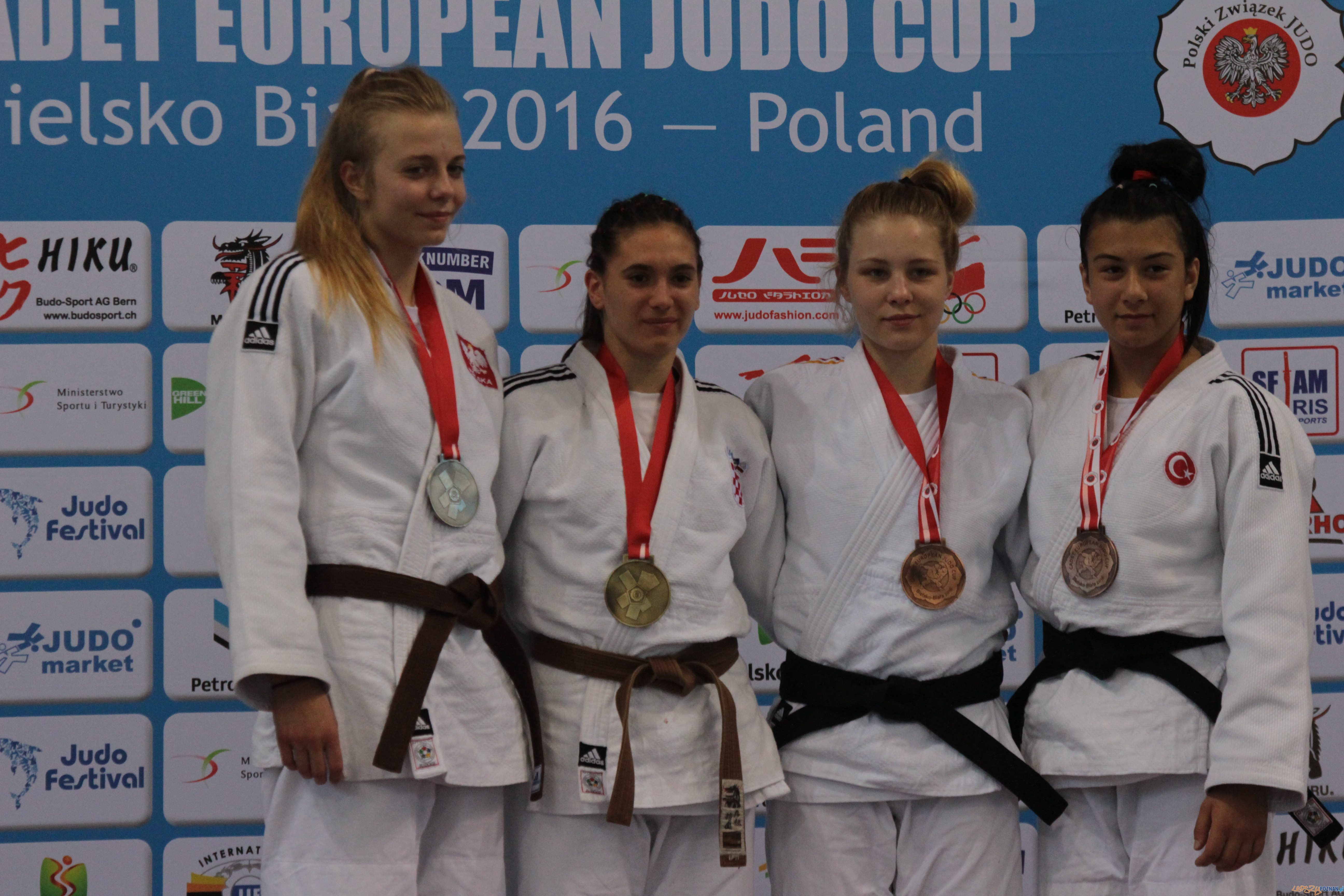 Mistrzostwa Europy w Judo w Bielsku Białej  Foto: Akademia Judo
