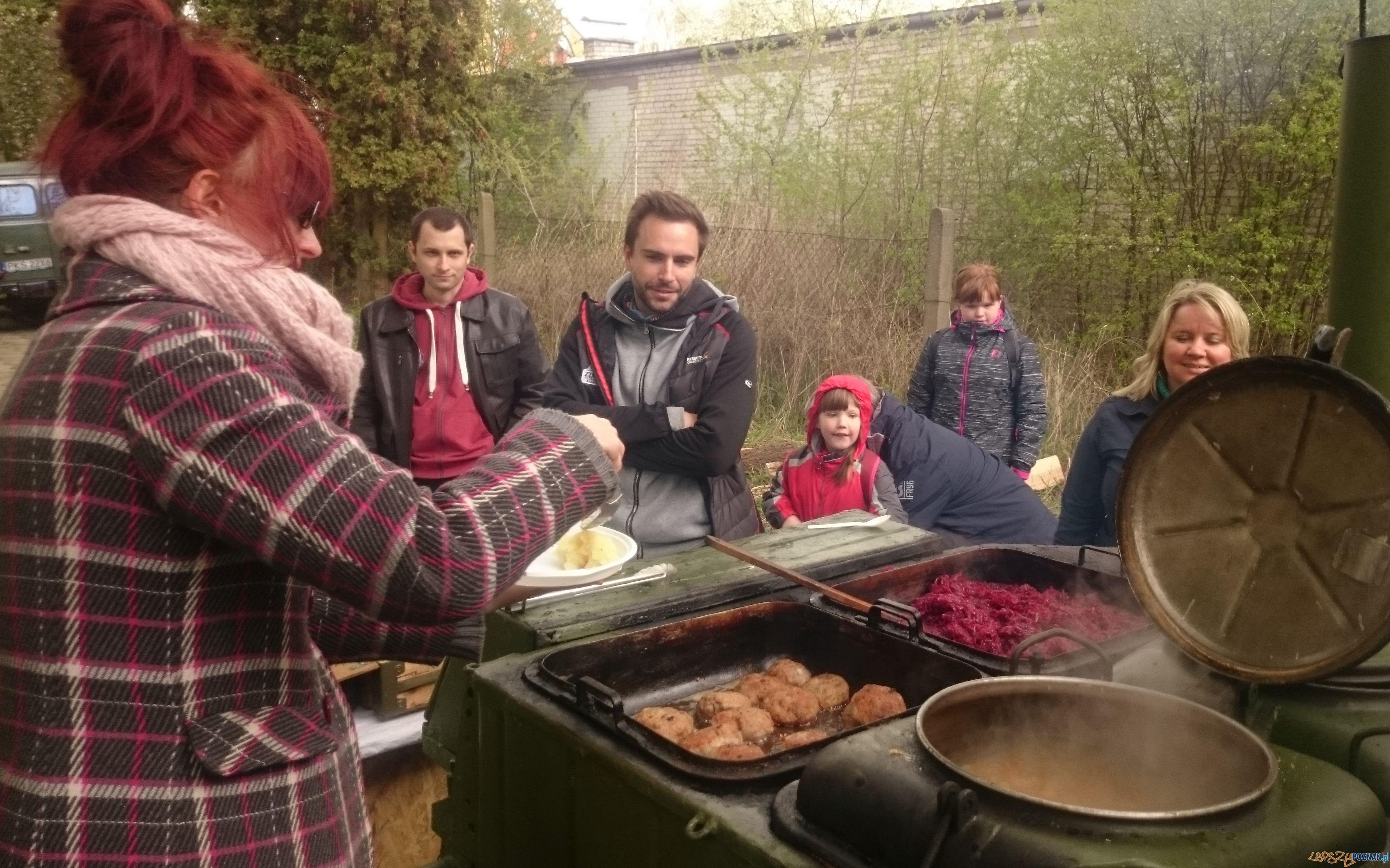 Kuchnia polowa  Foto: materiały prasowe
