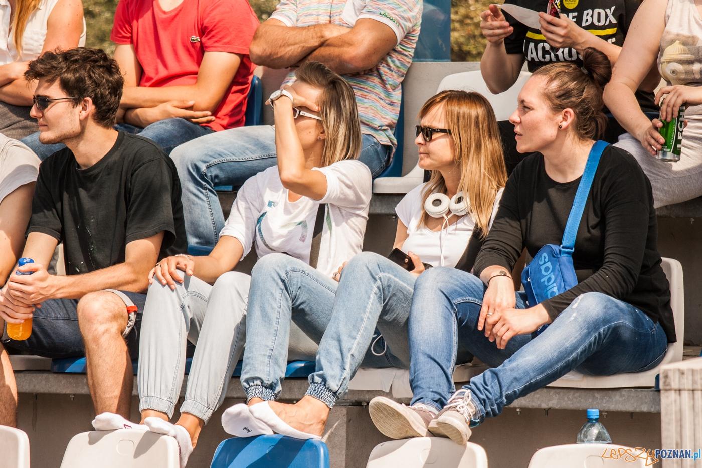 Mistrzostwa Polski w lacross - Poznań Hussars Ladies - Kosynier  Foto: © lepszyPOZNAN.pl / Karolina Kiraga