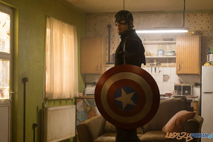 Kapitan Ameryka: Wojna bohaterów  Foto: Marvell