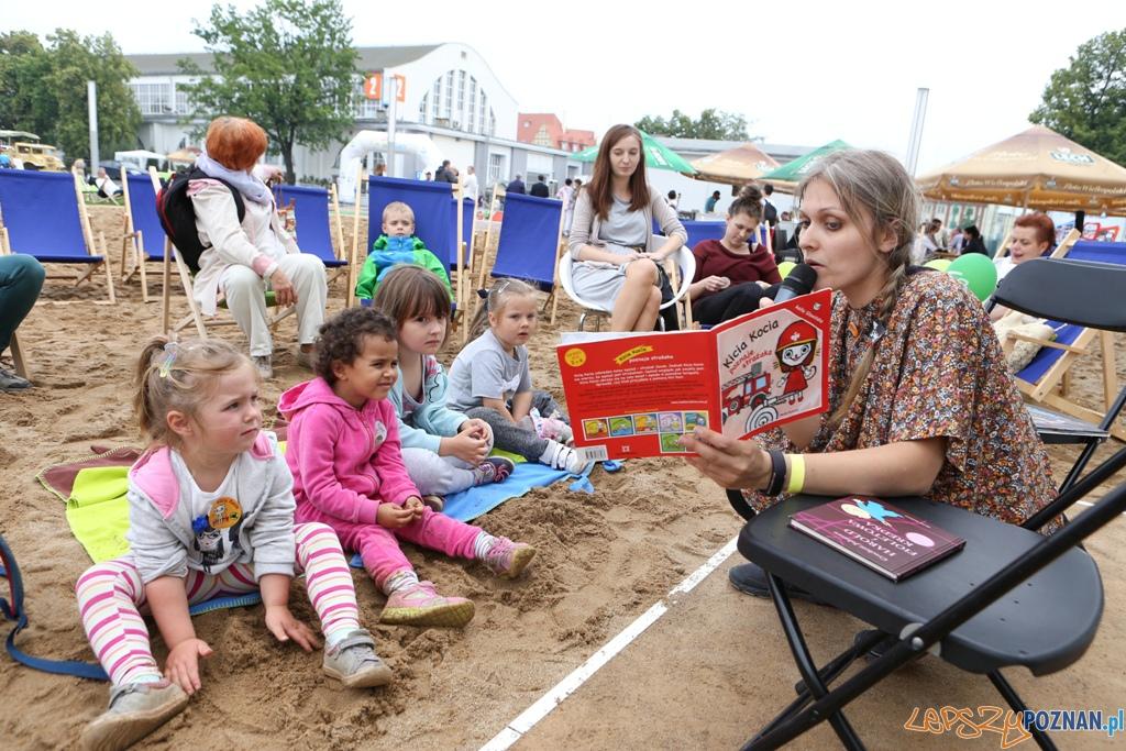 Lato na Targach (Lato z książką)  Foto: Piotr Piosik
