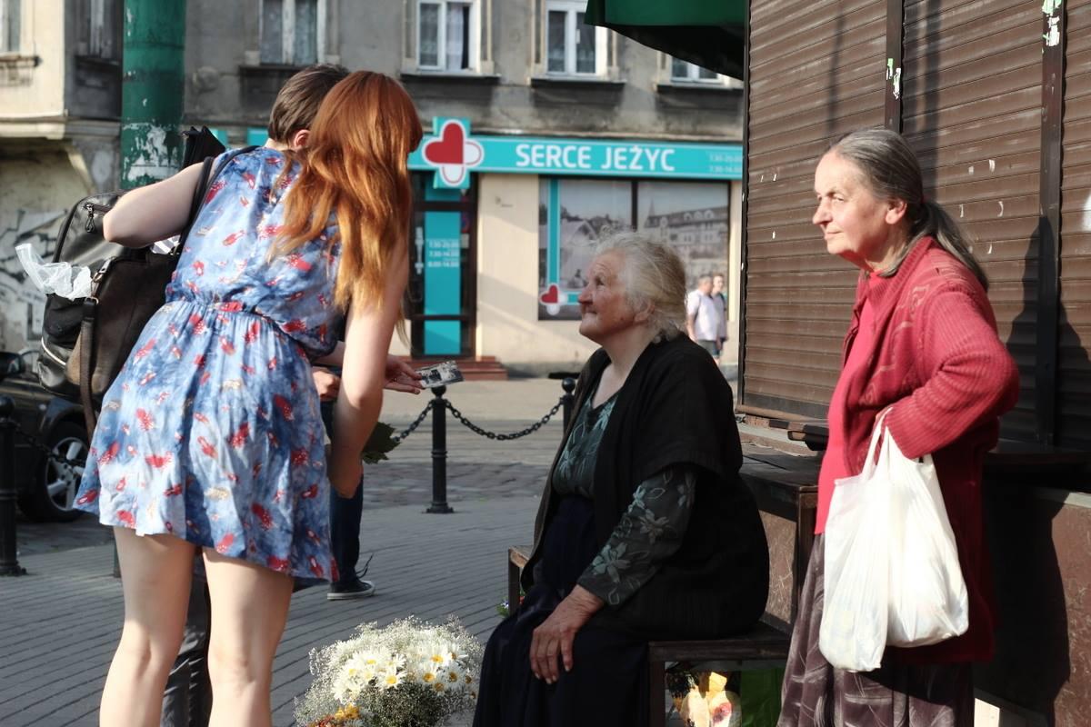Residents - Mieszkańcy  (1)  Foto: Centrum Amarant - materiały prasowe