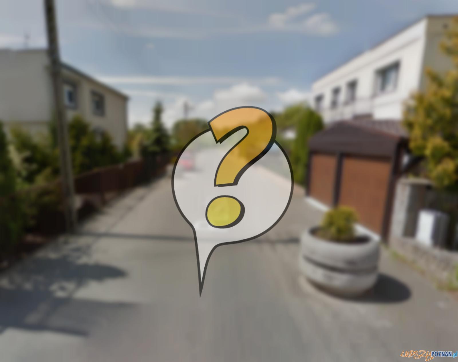 Będą zmiany na ul. Pustej?  Foto: Google Street View