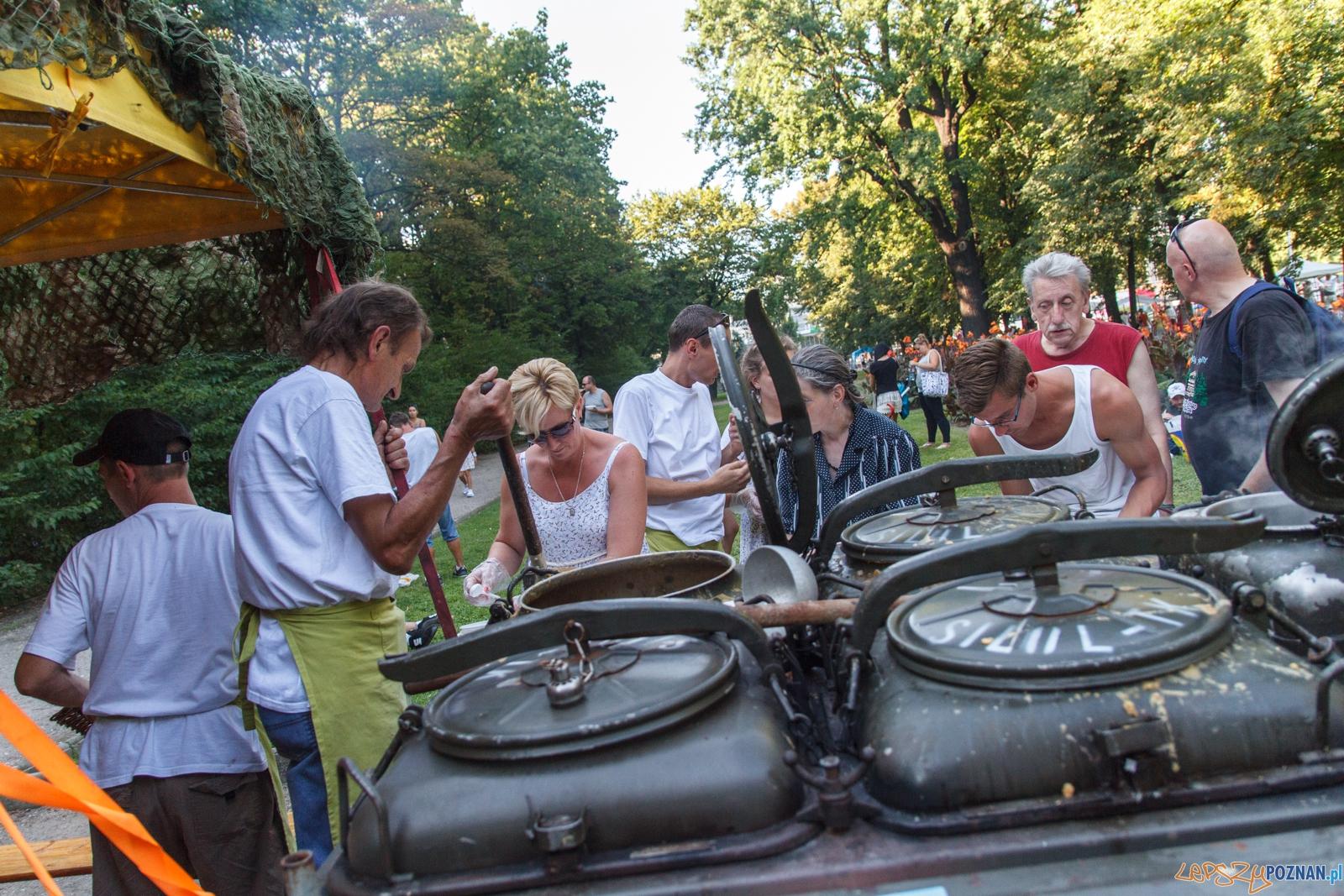Dożynki Miejskie 2016 w parku Wilsona - Poznań 27.08.2016 r.  Foto: LepszyPOZNAN.pl / Paweł Rychter
