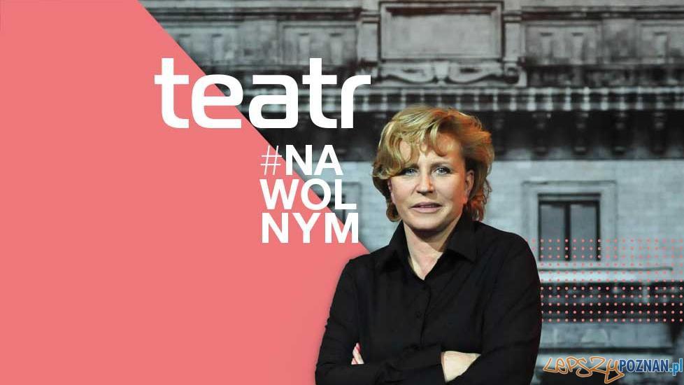 teatr na wolnym  Foto: CIM Poznań