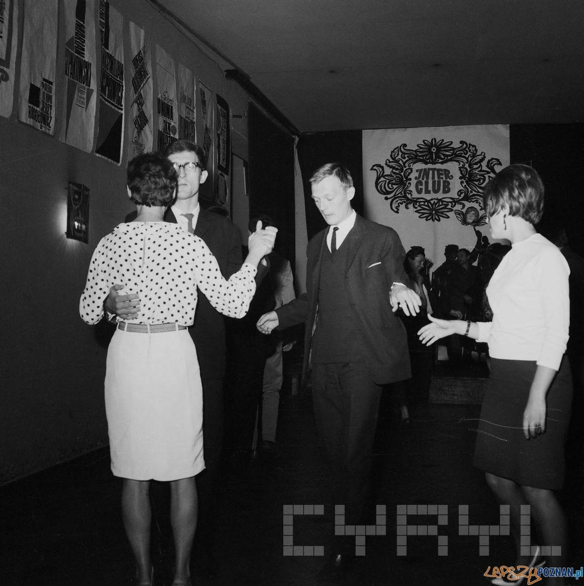 Wieczorek taneczny klub OdNowa - 1956 - 68  Foto: Jerzy Nowakowski / Cyryl